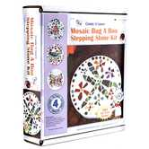 Mosaic Bug A Boo Stepping Stone Kit